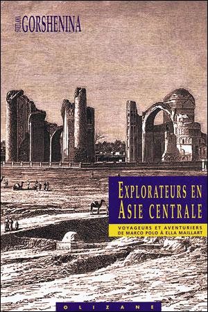 Explorateurs en asie centrale