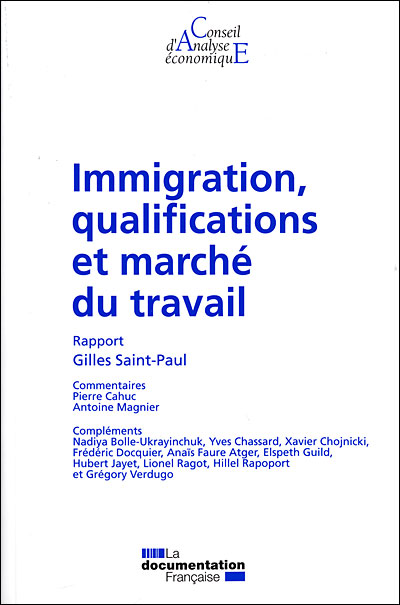 Immigration et qualifications