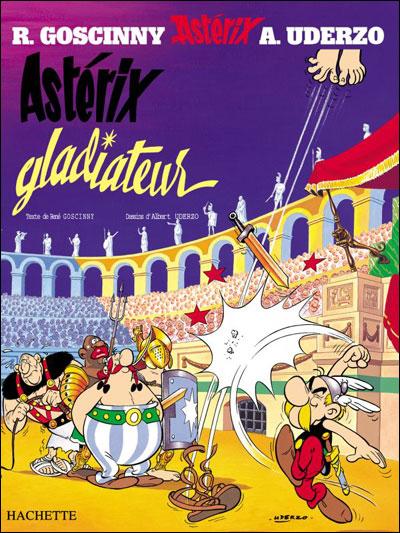 Astérix - Astérix gladiateur