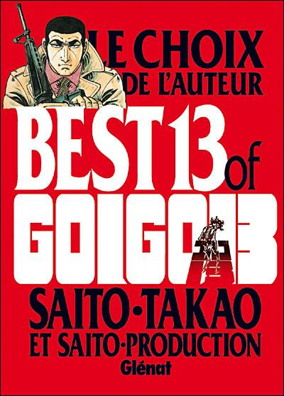 Best 13 of Golgo 13 - Le choix de l'auteur