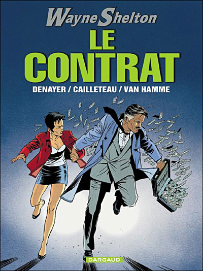 Wayne Shelton - Le Contrat