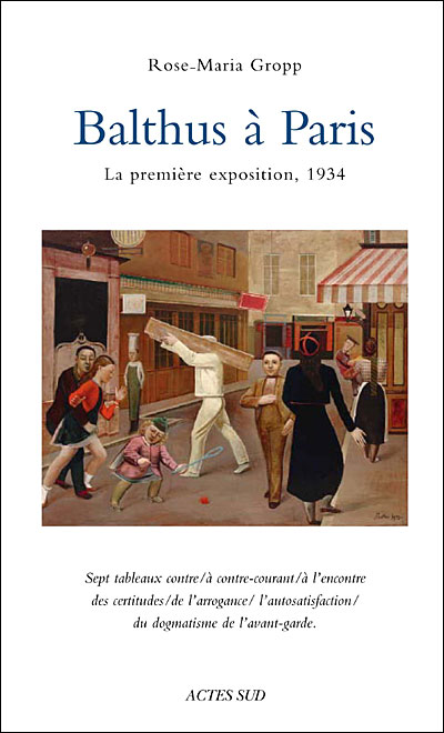 Balthus à Paris