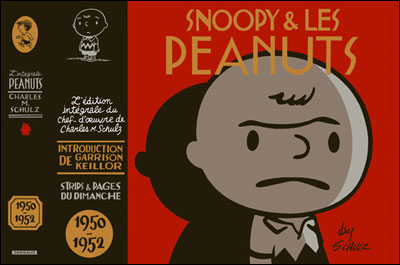 Snoopy - Intégrales - Snoopy et les Peanuts - Intégrale - tome 1 (1953-1954)