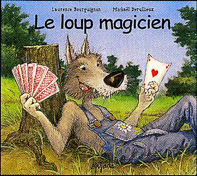 Loup magicien