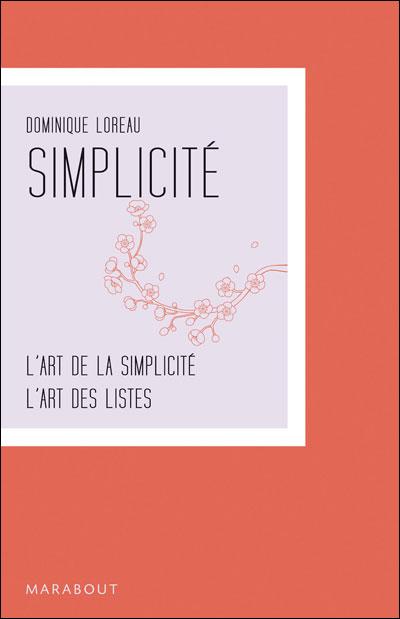 Art des listes, art de la simplicité