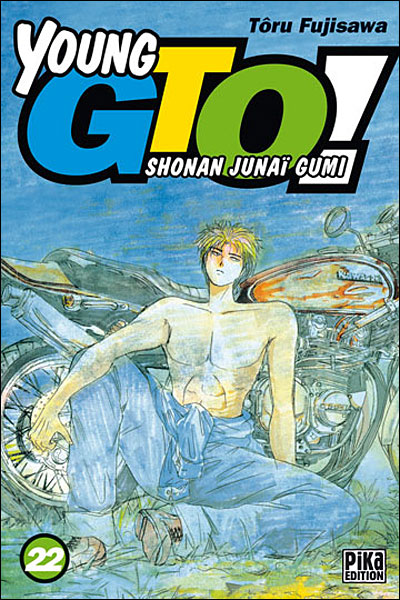 Young GTO - Tome 22 Tome 22 : Young GTO