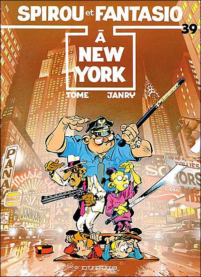 Spirou à New York