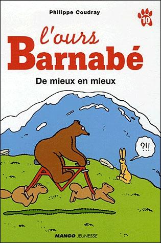 L'ours Barnabé -  : De mieux en mieux