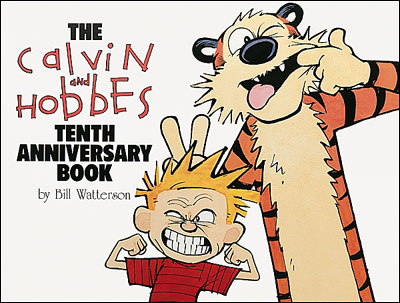 Calvin and hobbes tenth anniversary book