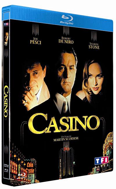 Casino Blu Ray