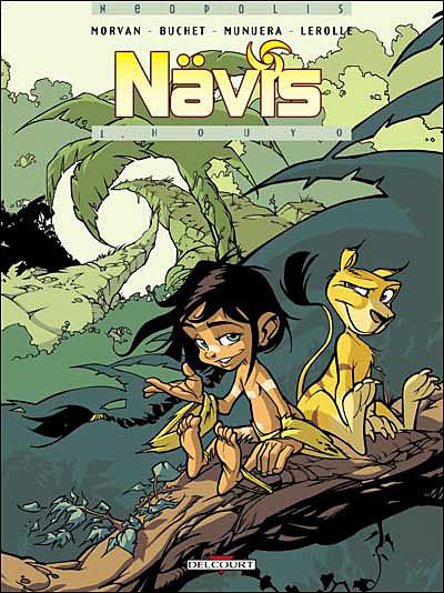 Navis T01 Houyo - tome 1