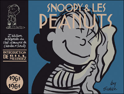 Snoopy & les Peanuts - Snoopy et les Peanuts - Intégrale - tome 7 (1963-1964)