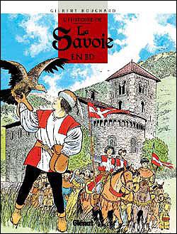 L'Histoire de la Savoie en BD