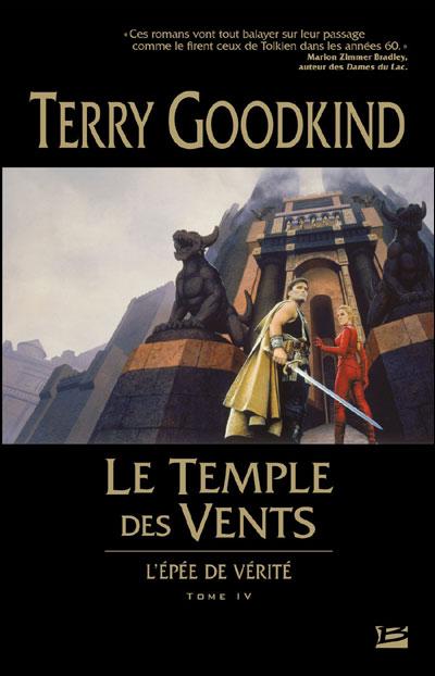 L'Épée de Vérité T04 Le Temple des Vents