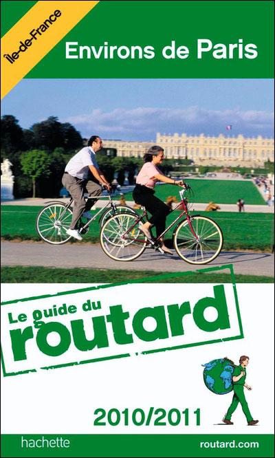 Le Routard environs de Paris