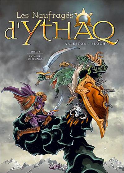 Les naufragés d'Ythaq T04 L'ombre de Khengis