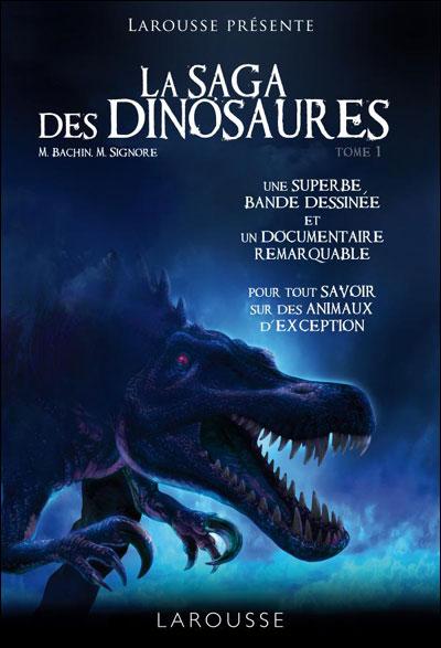 La Saga des Dinosaures