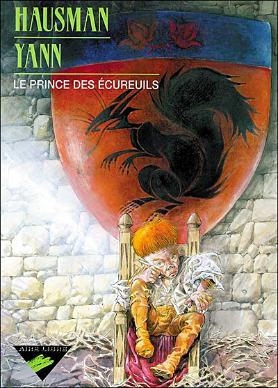 Le Prince des écureuils - LE PRINCE DES ECUREUILS
