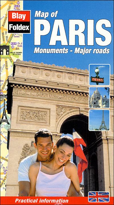 Paris, monuments, grands axes