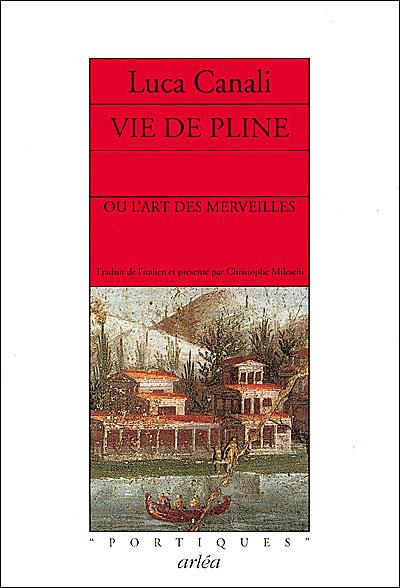 Vie de Pline