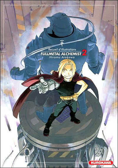 Fullmetal alchemist - Tome 2 : Fullmetal alchemist - recueil d'illustrations