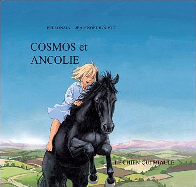 Cosmos et ancolie