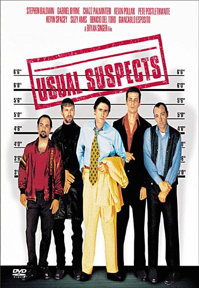 Usual suspects - Bryan Singer - DVD Zone 2 - Achat & prix | fnac