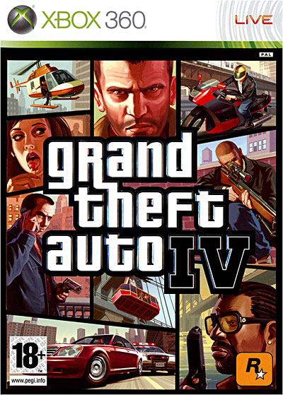 Grand Theft Auto IV édition Classics