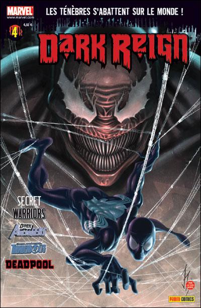 Dark Reign - Tome 4 : Dark Reign