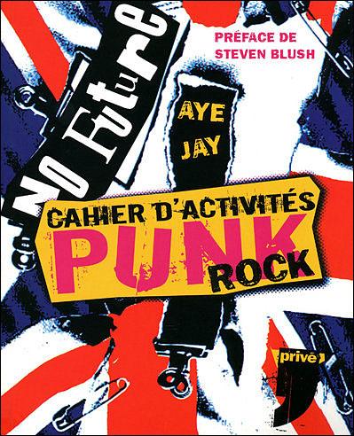 Cahier d activites punk rock