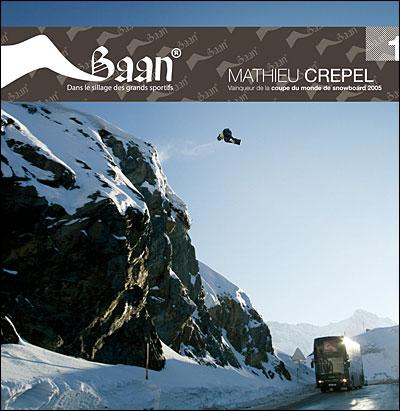 Mathieu Crepel