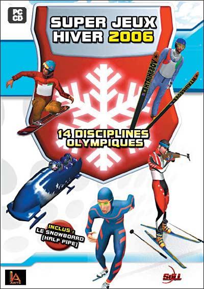photo Sdll [société De Distribution De Logiciels De Loisirs] Super Jeux d'hiver 2006