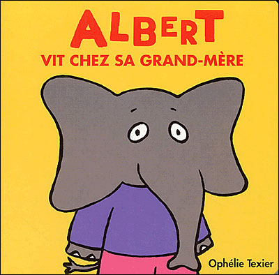 Albert vit chez grand-mère