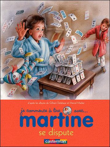 Martine - Tome 11 : Martine se dispute