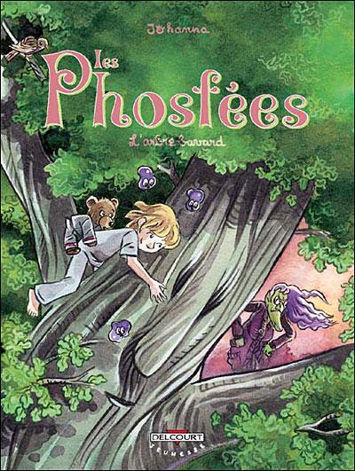 Les phosfees t03 l arbre bavard