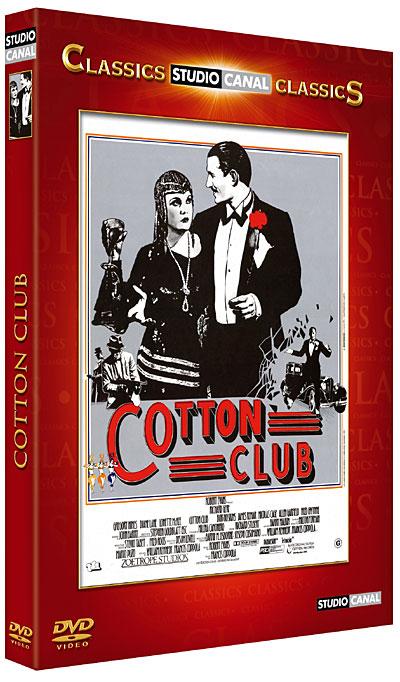 cotton club francis ford coppola dvd zone 2 achat prix fnac. Black Bedroom Furniture Sets. Home Design Ideas