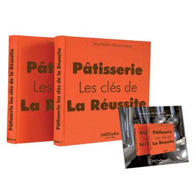 Patisserie, les clés de la réussite - Coffret en 2 volumes