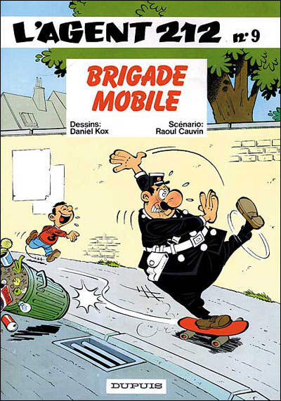 Brigade mobile