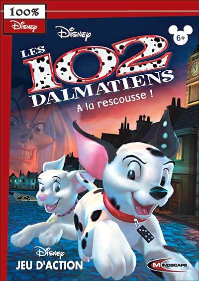 les 102 dalmatiens a la rescousse pc