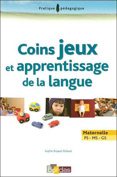 Coins jeux et apprentis langue