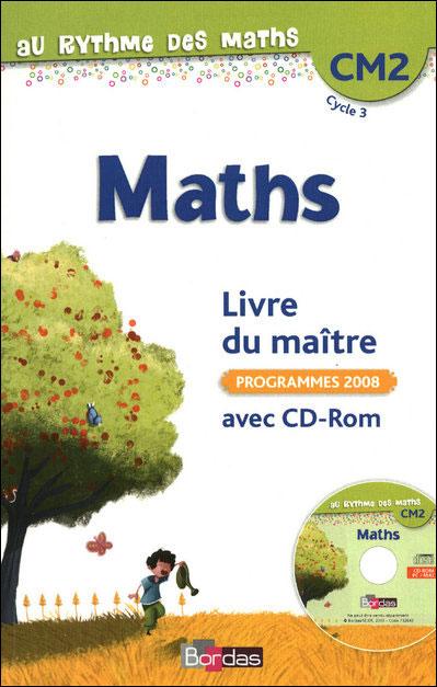 Au rythme des maths cm2 + cd