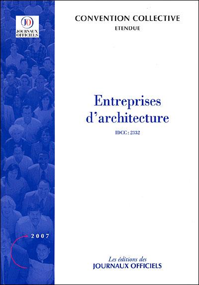 Entreprises d'architecture
