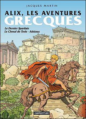 Aventures grecques