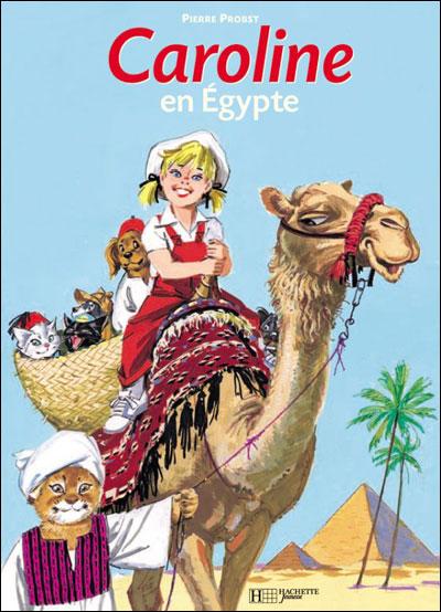 Caroline -  : Caroline en Egypte - 13