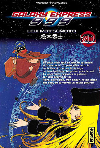 Galaxy express 999 - Tome 20 : Galaxy express 999