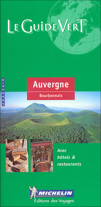 Guide vert Auvergne