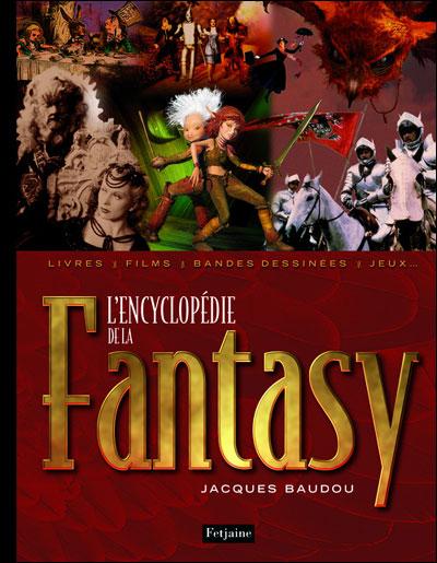 L Encyclopedie De La Fantasy