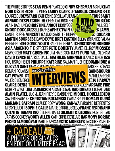 Inrockuptibles Interviews