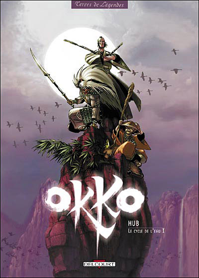 Okko - Le cycle de l'eau