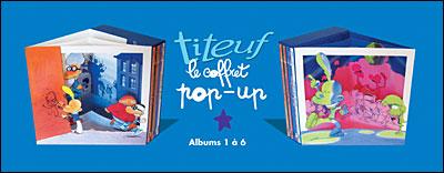 Titeuf - Coffret Tomes 01 à 06